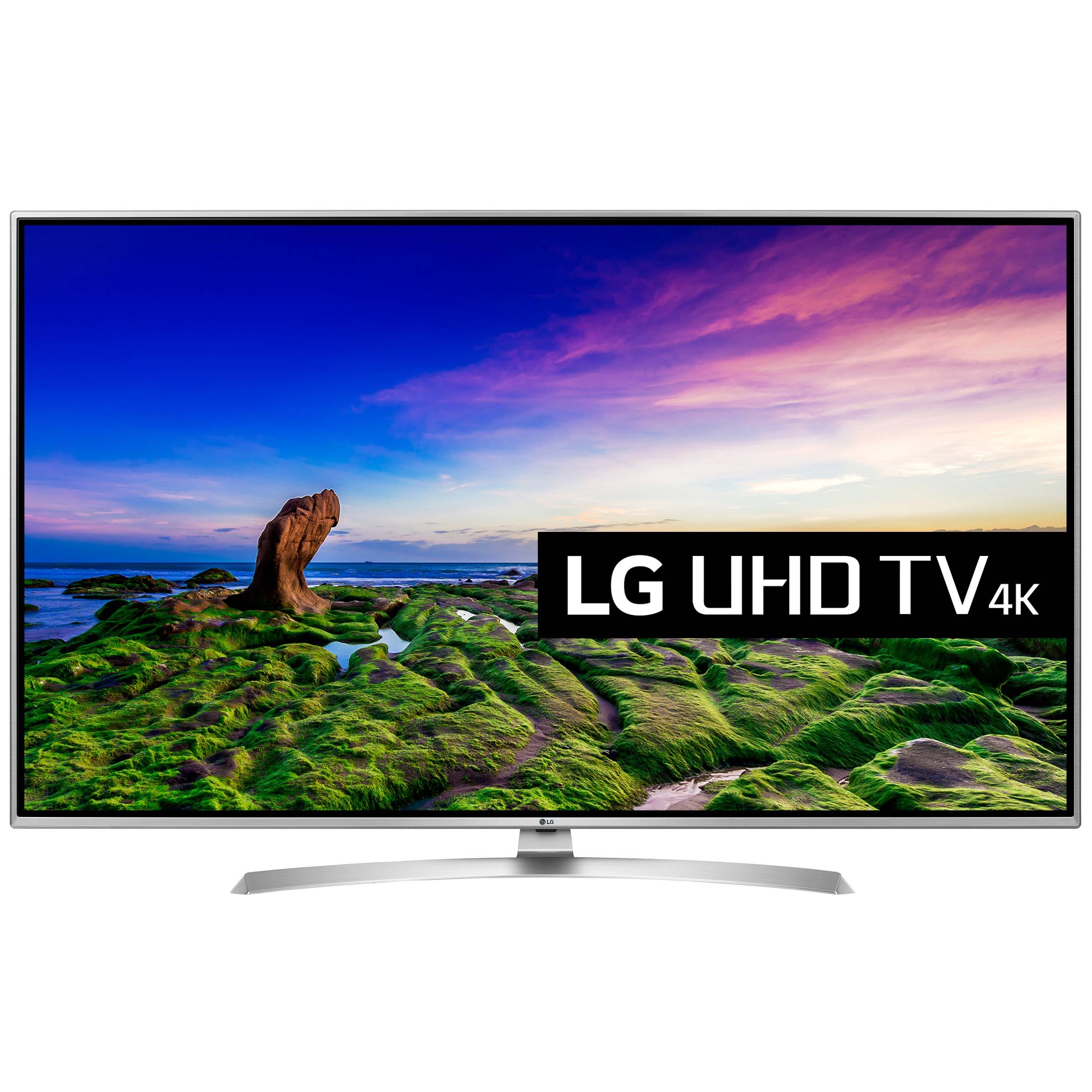 "LG 43"" 4K UHD LED Smart TV 43UJ701V"