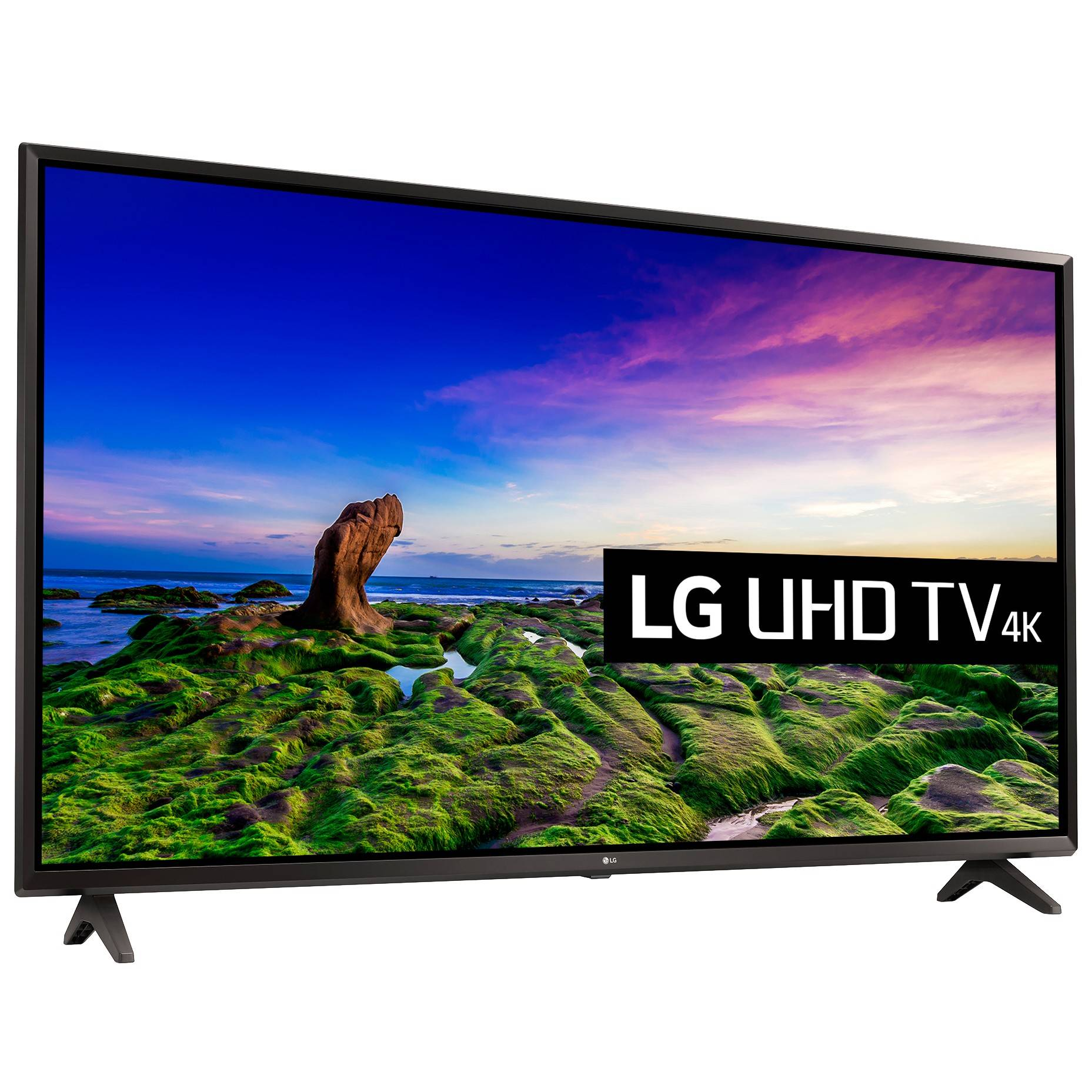 "LG 49"" 4K UHD LED Smart TV 49UJ630V"