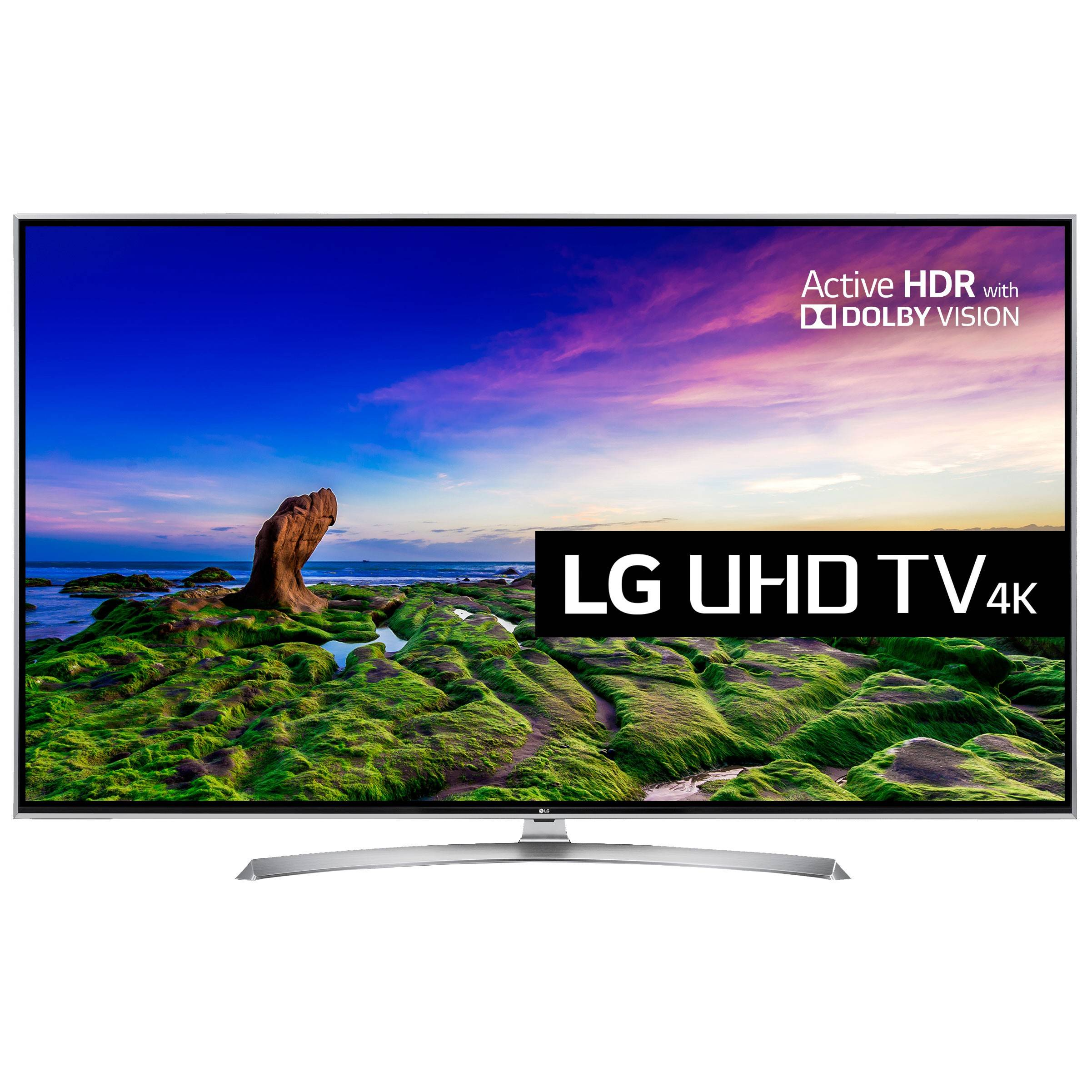 "LG 49"" 4K UHD LED Smart TV 49UJ750V"