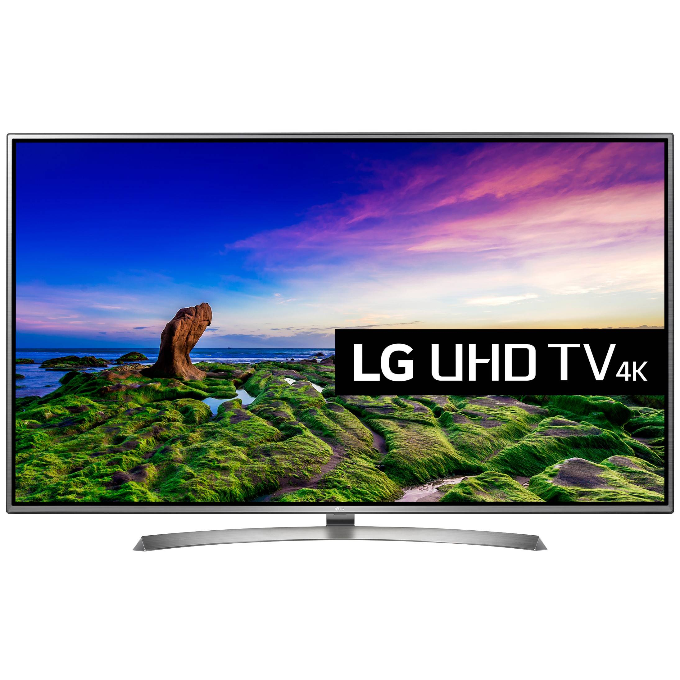 "LG 75"" 4K UHD LED Smart TV 75UJ675V"