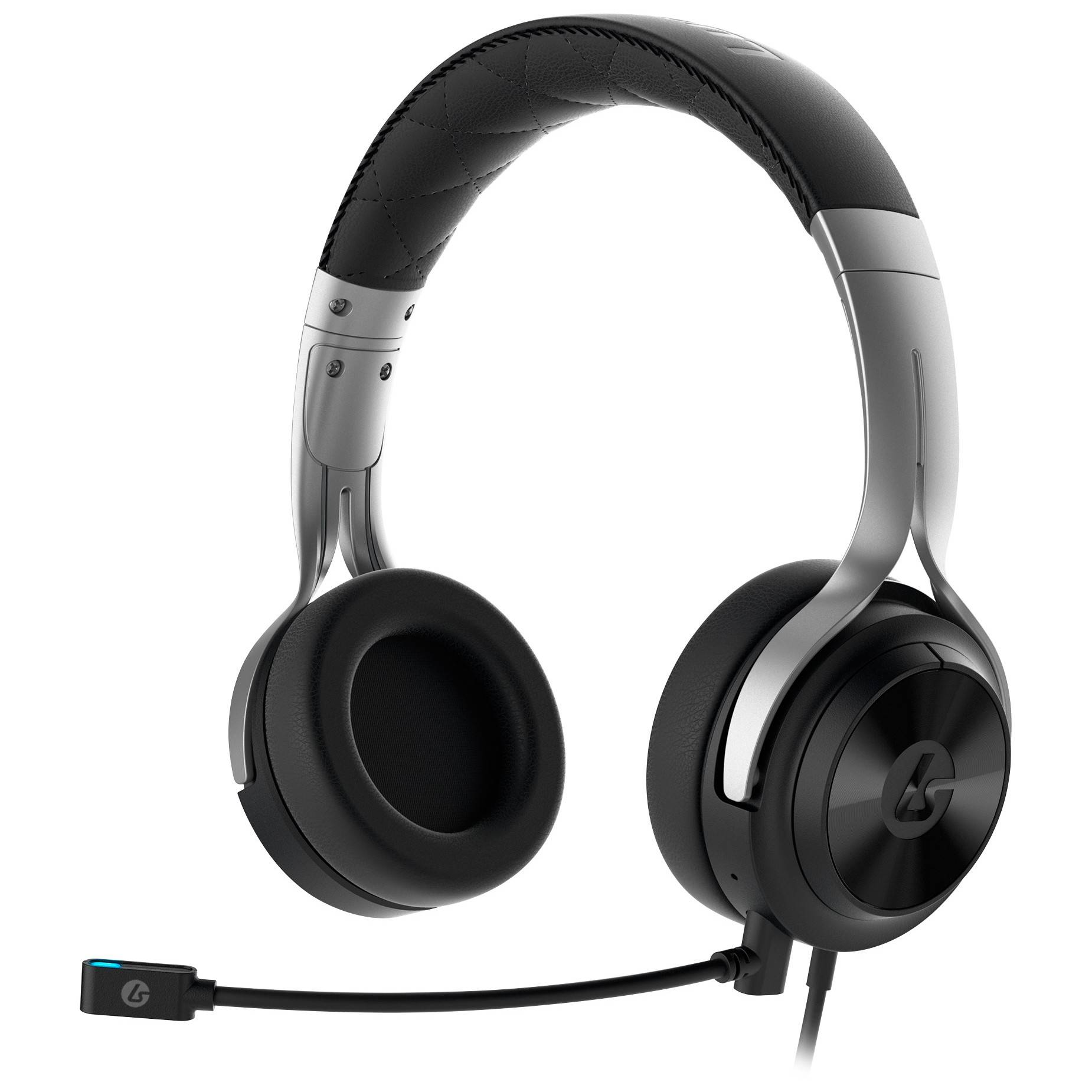 LucidSound Lucid Sound LS20 Headset (musta/hopea)