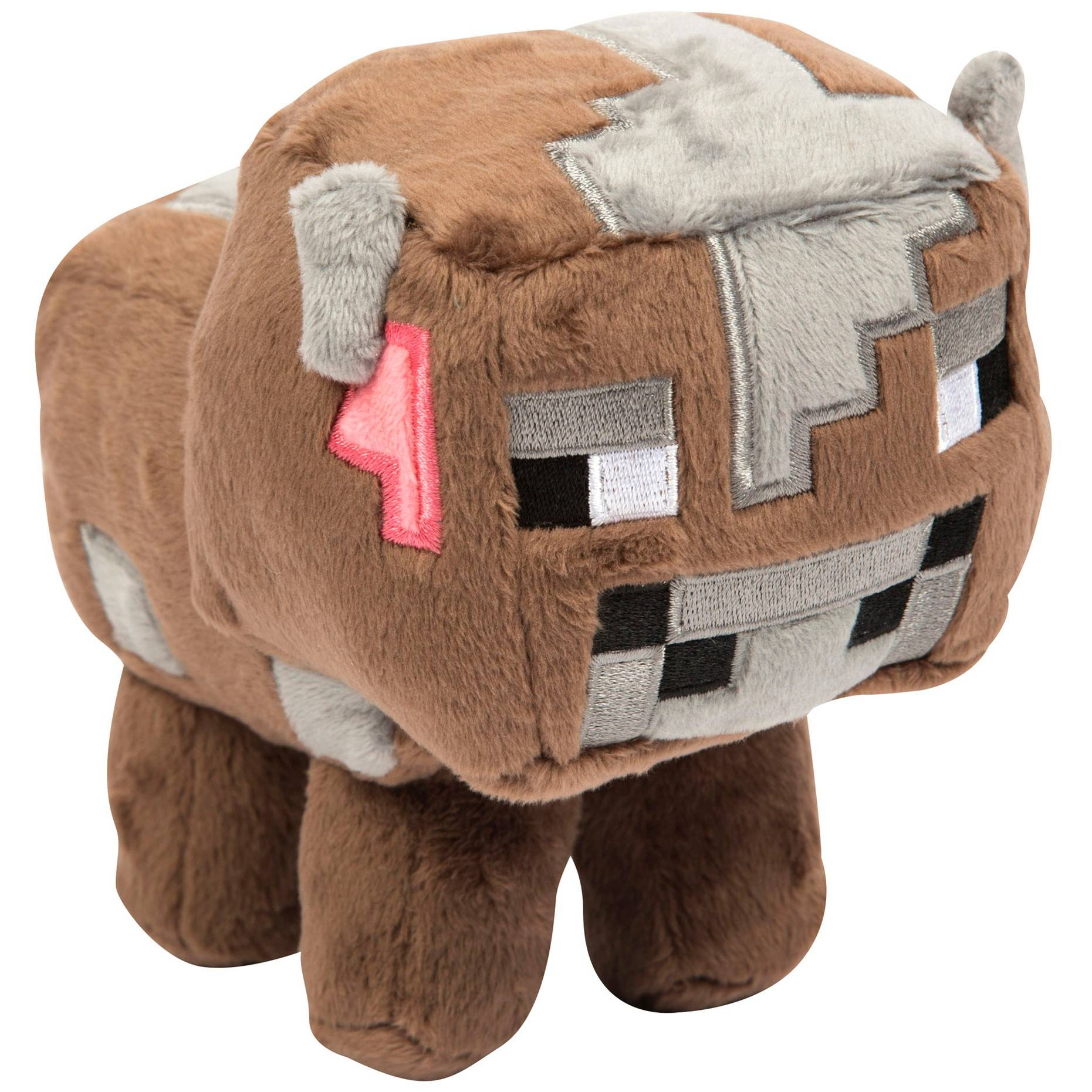 Nordic Game Supply Minecraft pehmolelu Baby Cow