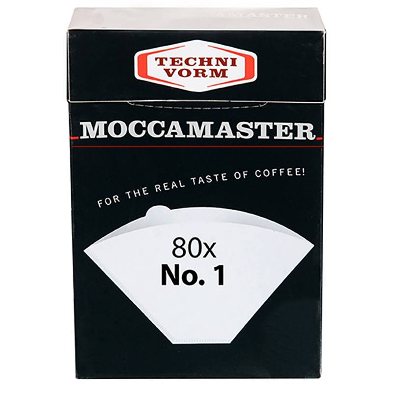 Moccamaster Cup-one suodatinpussi 80 kpl