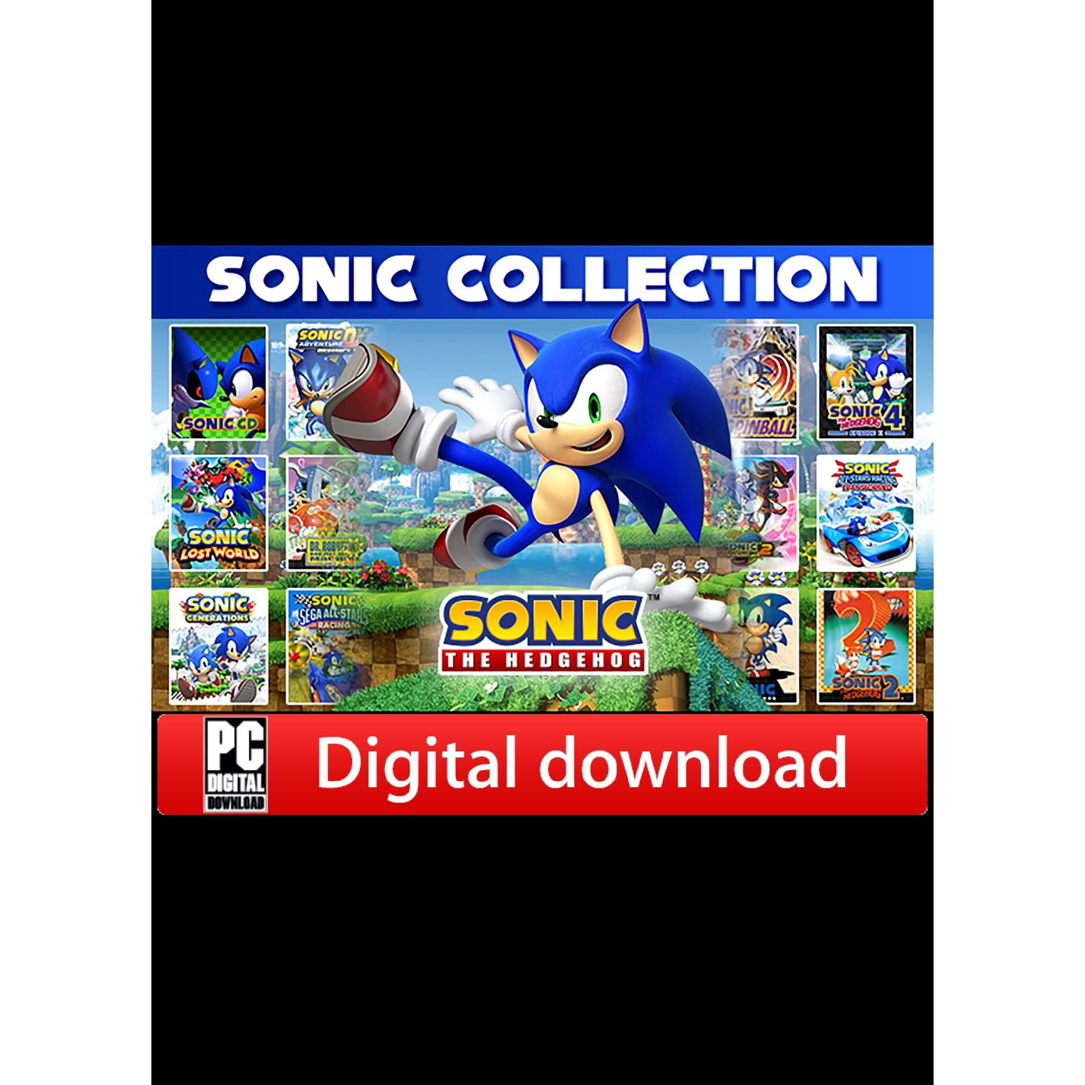Sega Sonic Games Collection (Download)