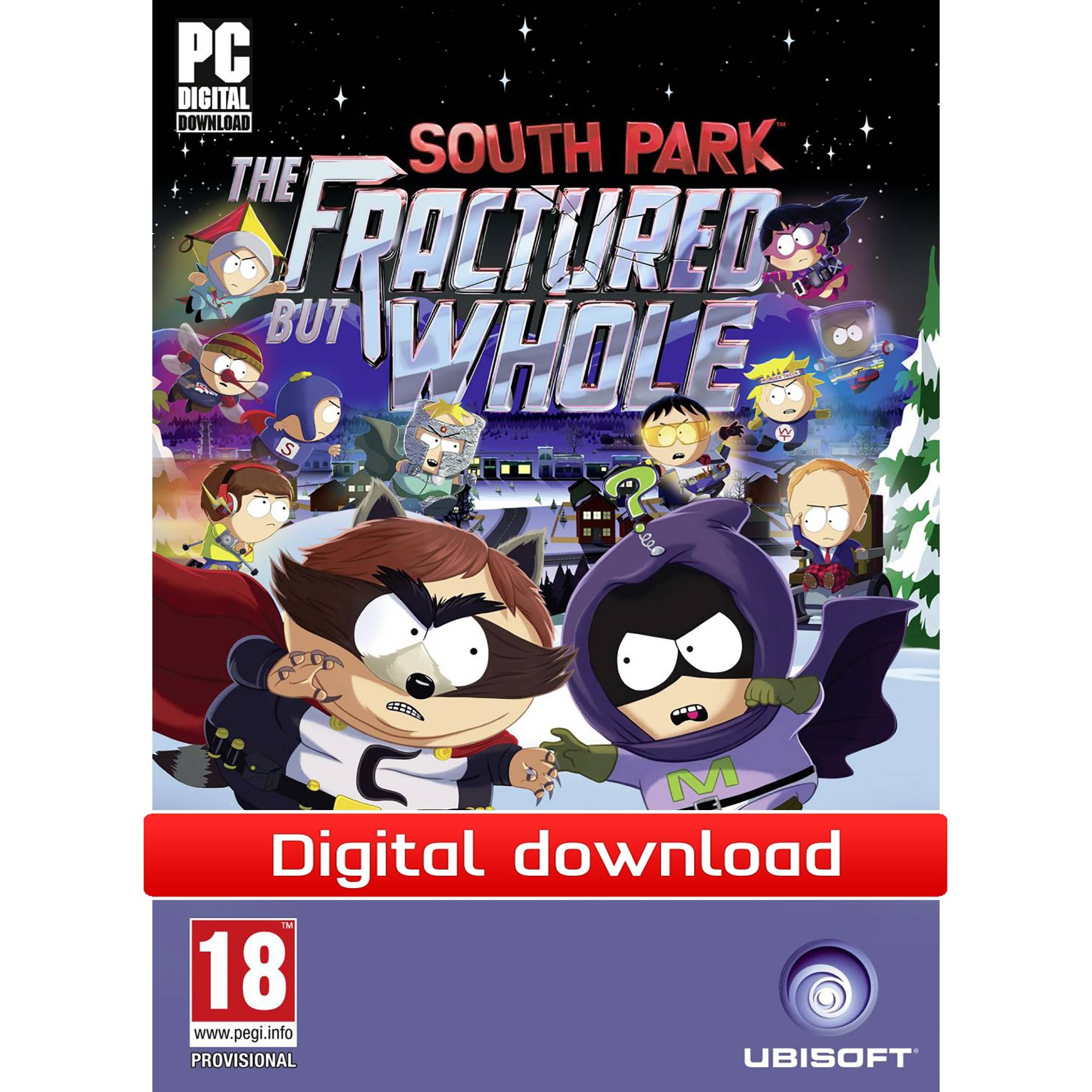 Ubisoft South Park: The Fractured but Whole (Download)