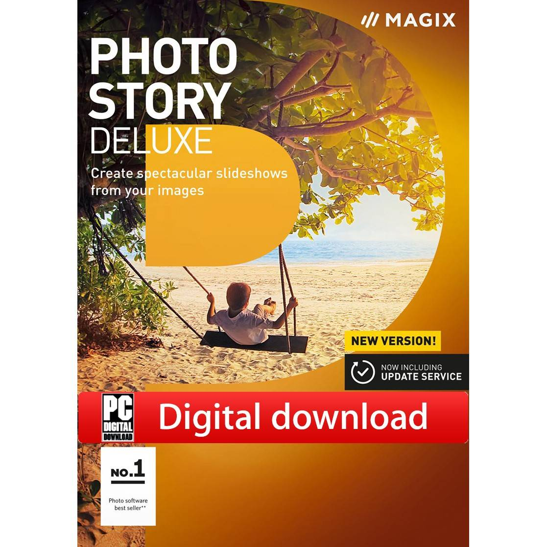 Electronic Arts Magix Photostory Deluxe (Download)
