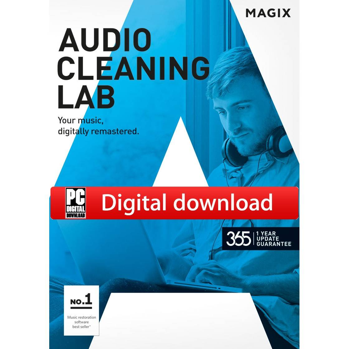 Electronic Arts Magix Audio Cleaning Lab (Download)