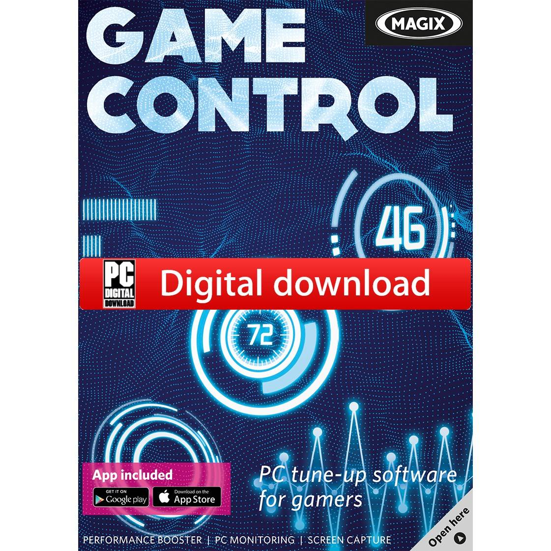 Electronic Arts Magix Game Control (Download)