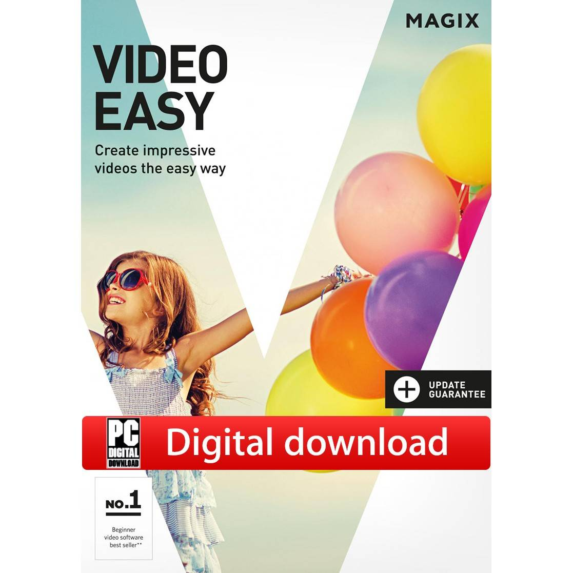 Electronic Arts Magix Video Easy (Download)