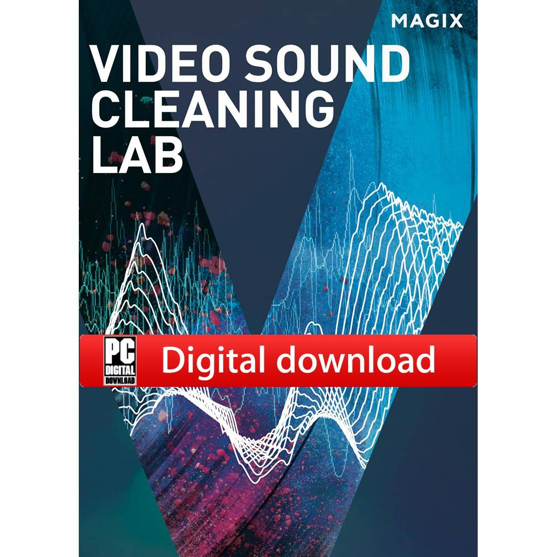 Electronic Arts Magix Video Sound Cleaning Lab (Download)