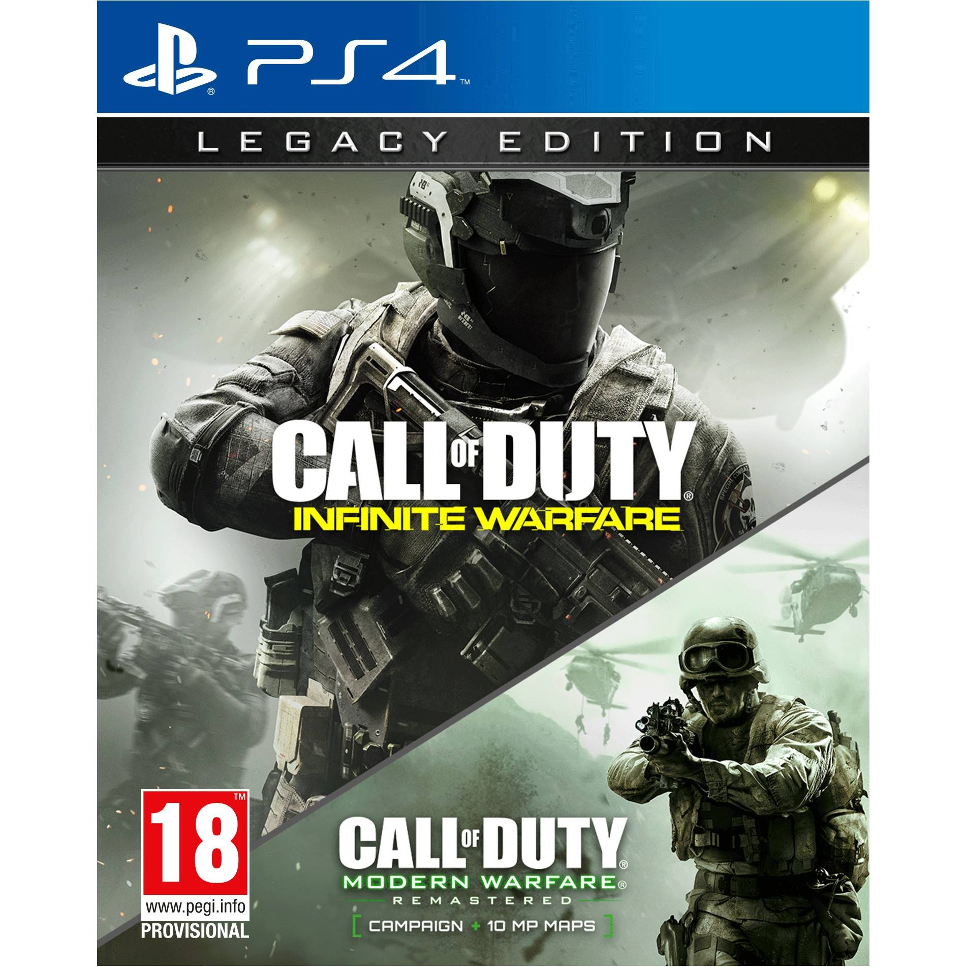 Activision Call of Duty: Infinite Warfare - Legacy Edition (PS4)