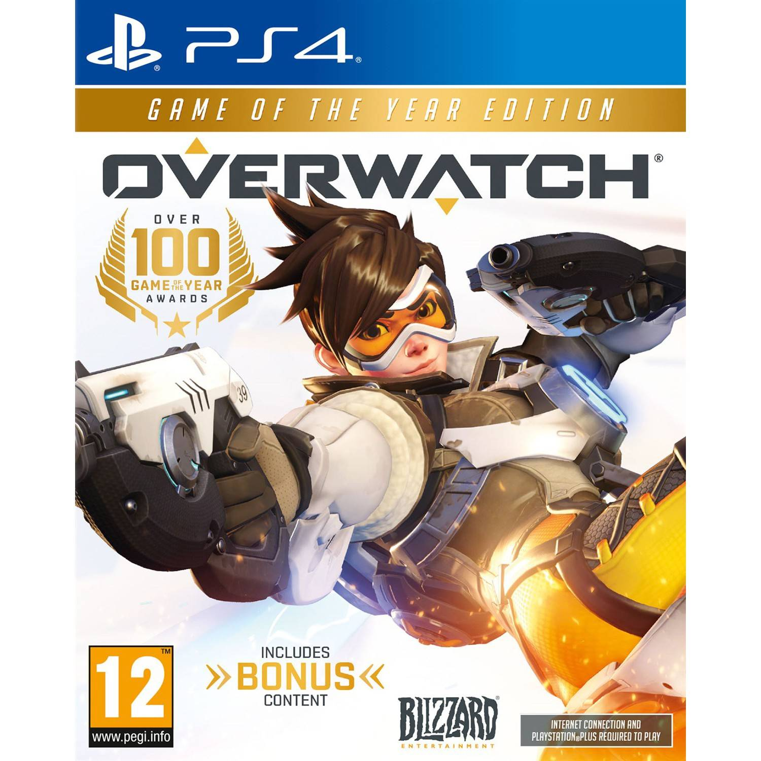 Activision Overwatch - Game of the Year Edition (PS4)