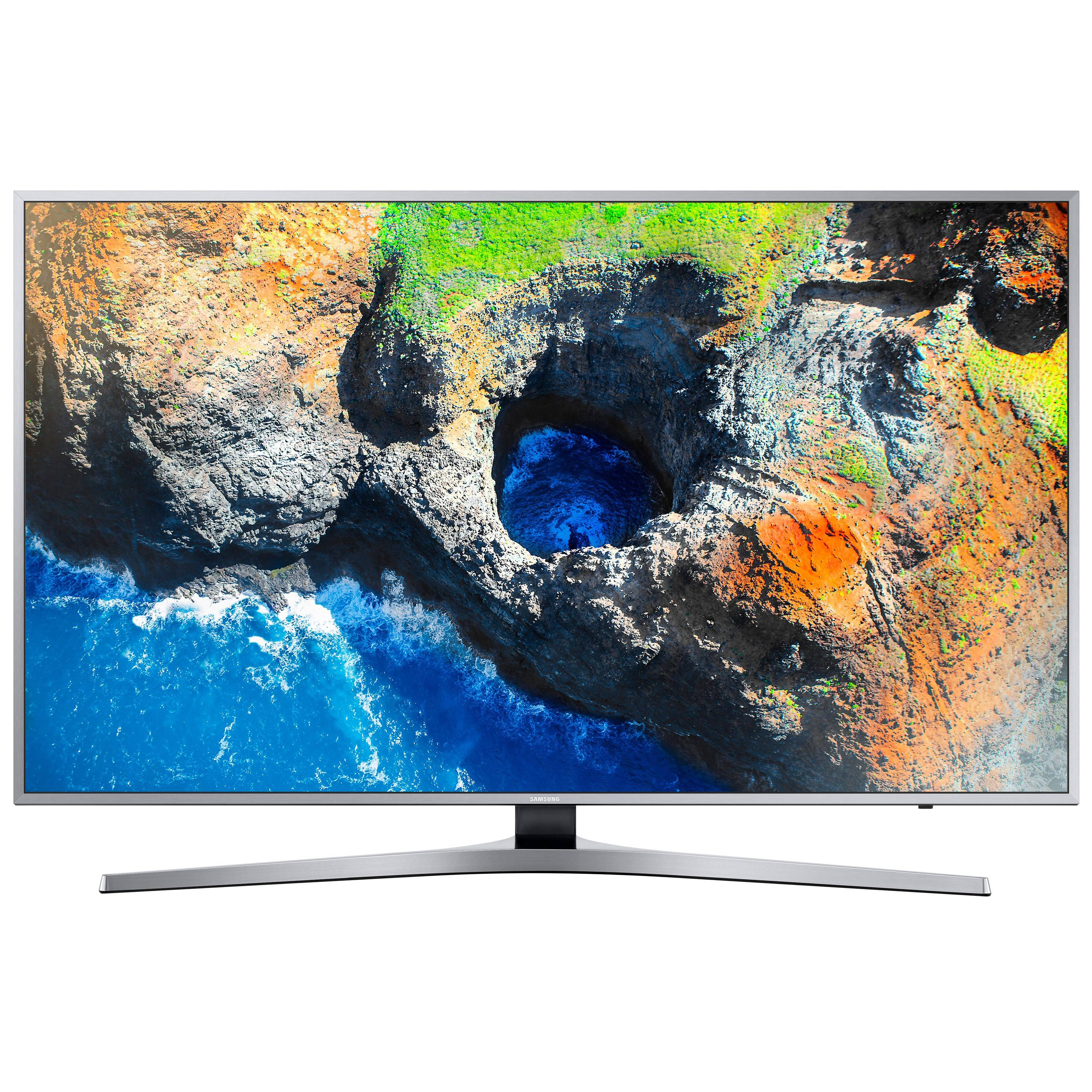 "Samsung 40"" 4K UHD Smart TV UE40MU6405"