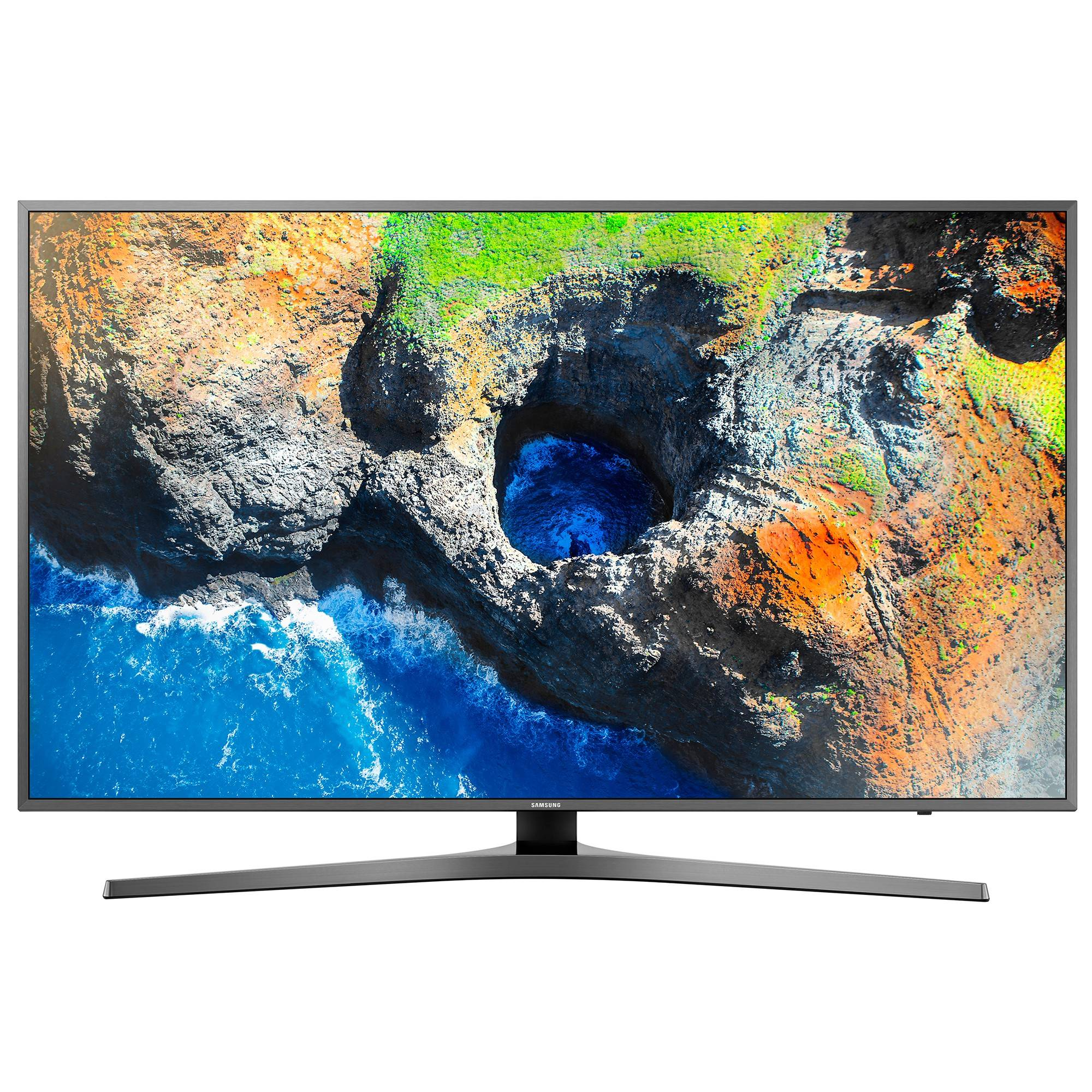 "Samsung 49"" 4K UHD Smart TV UE49MU6475"