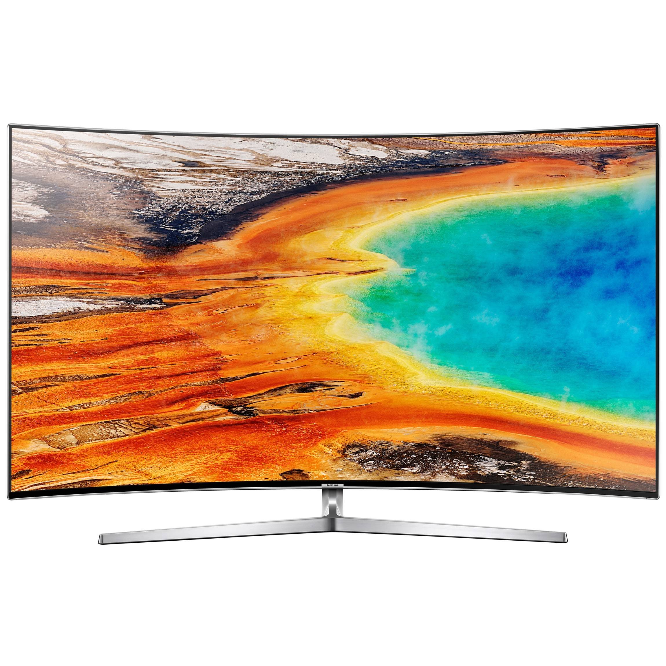 "Samsung Curved 49"" 4K Premium UHD Smart TV UE49MU9005"