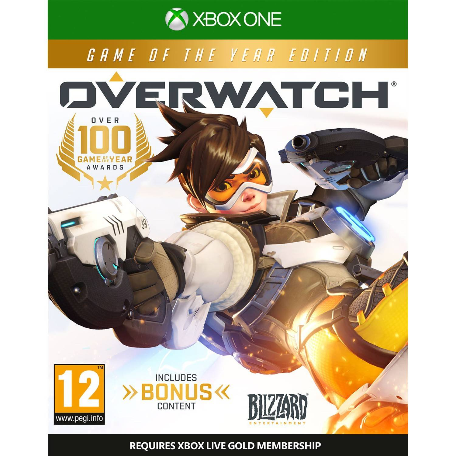 Activision Overwatch - Game of the Year Edition (XOne)