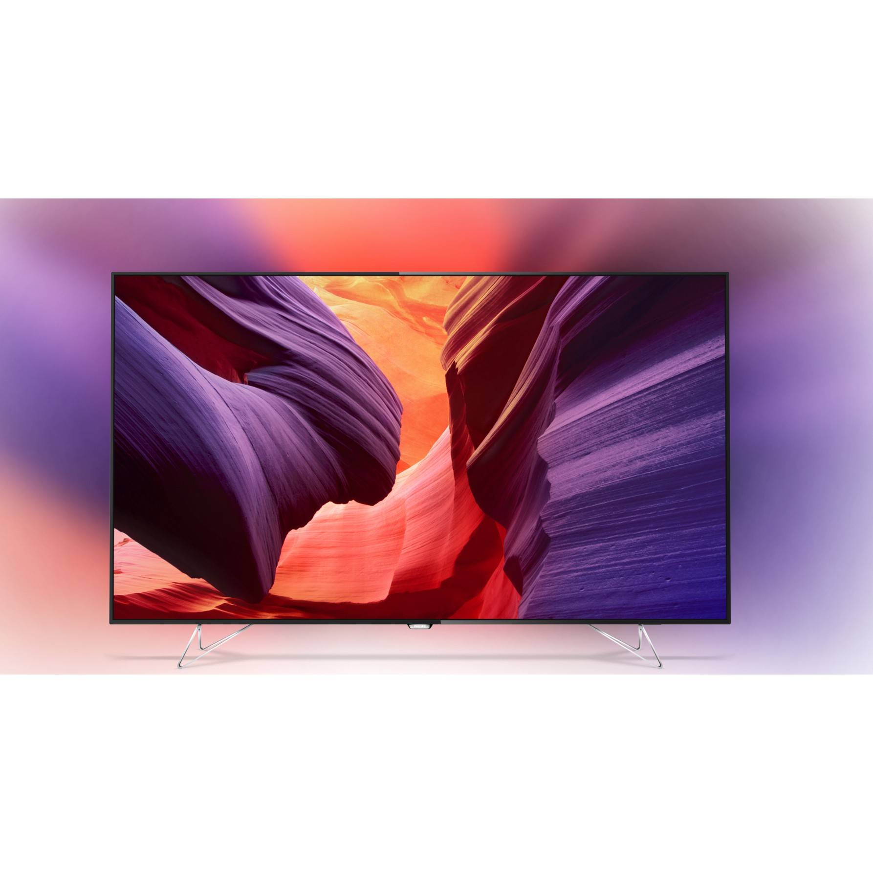 "Philips 65"" Ambilux 4K UHD TV 65PUS8901"