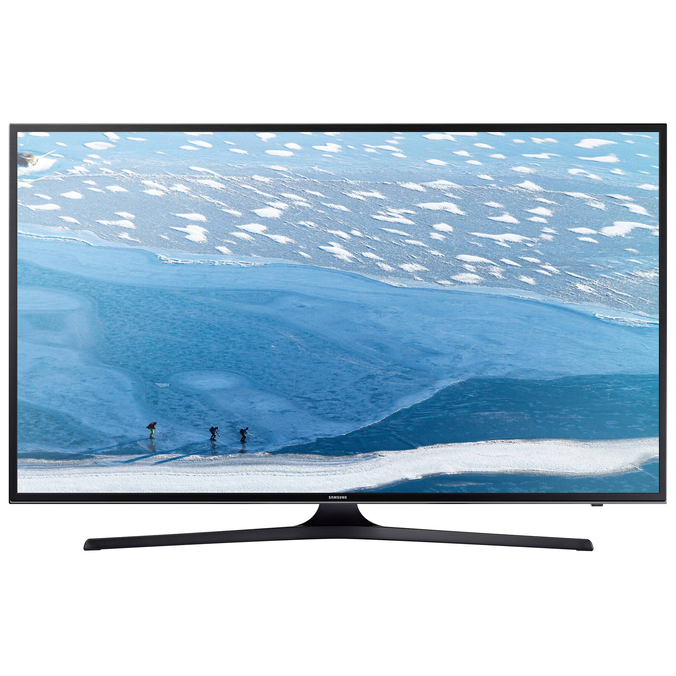 "Samsung 55"" 4K UHD Smart TV UE55KU6075"