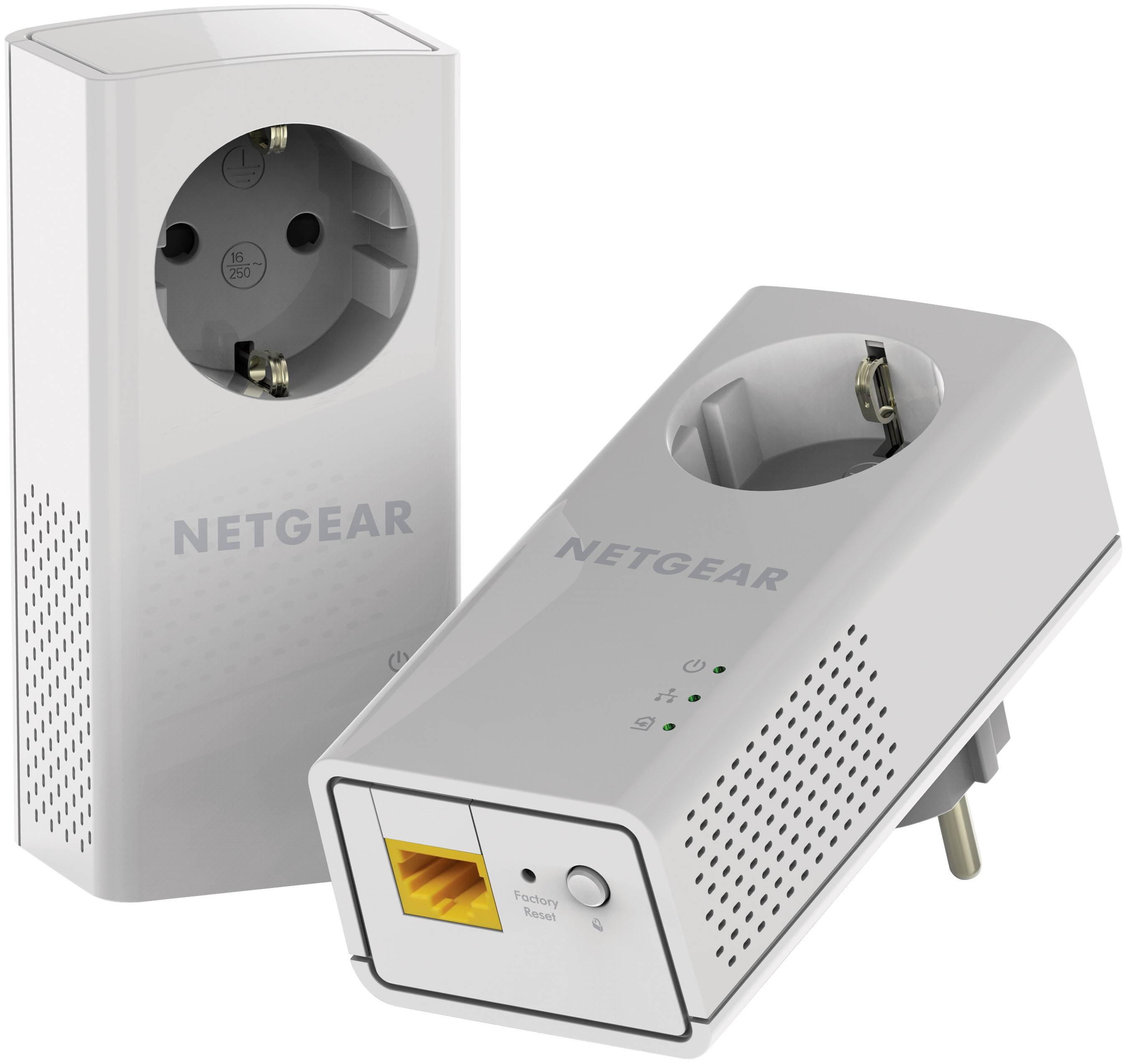 Netgear Powerline PLP1200 adapteri 2-kpl