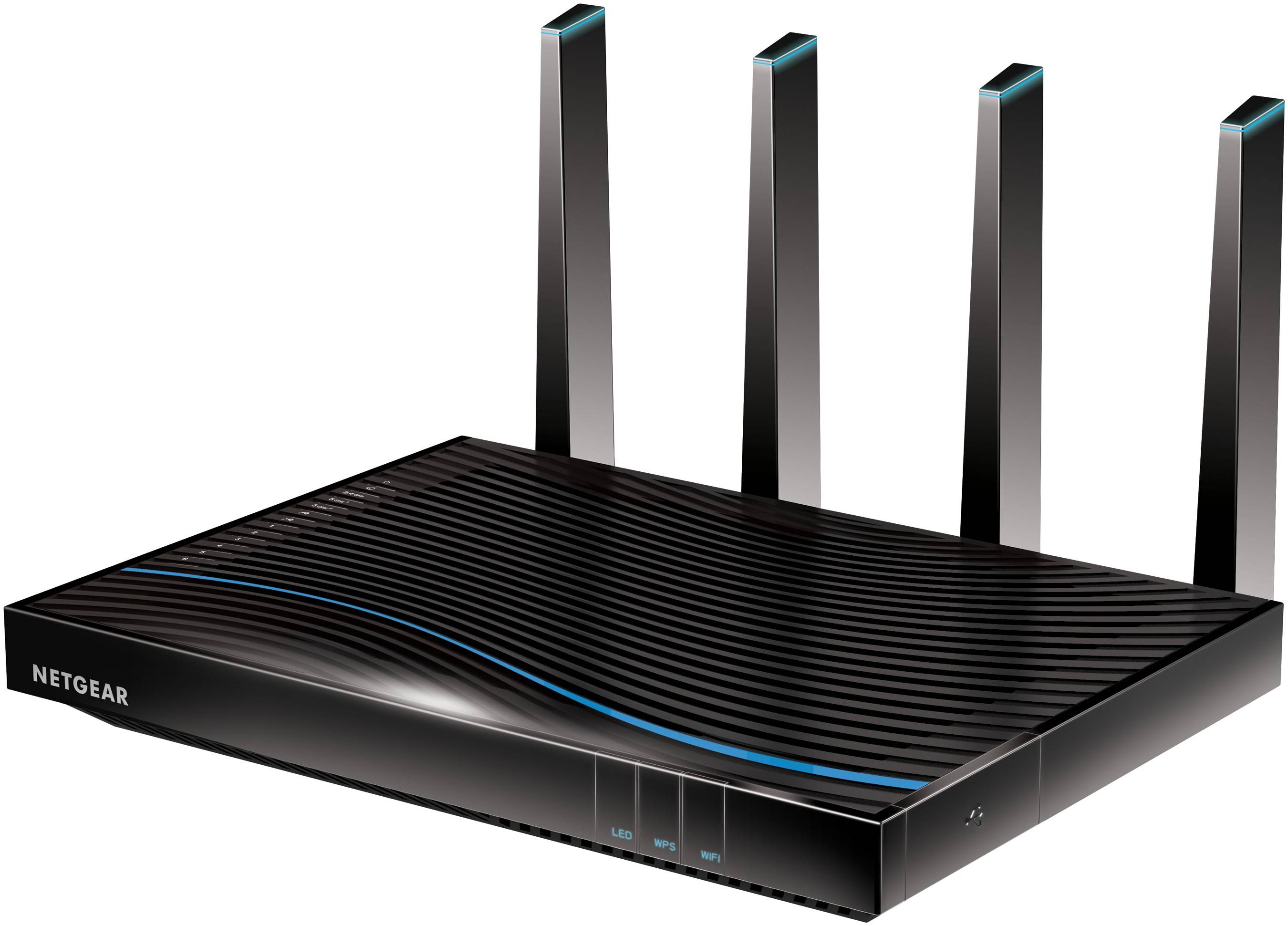 Netgear Nighthawk X8 AC5300 Tri-band WiFi reititin
