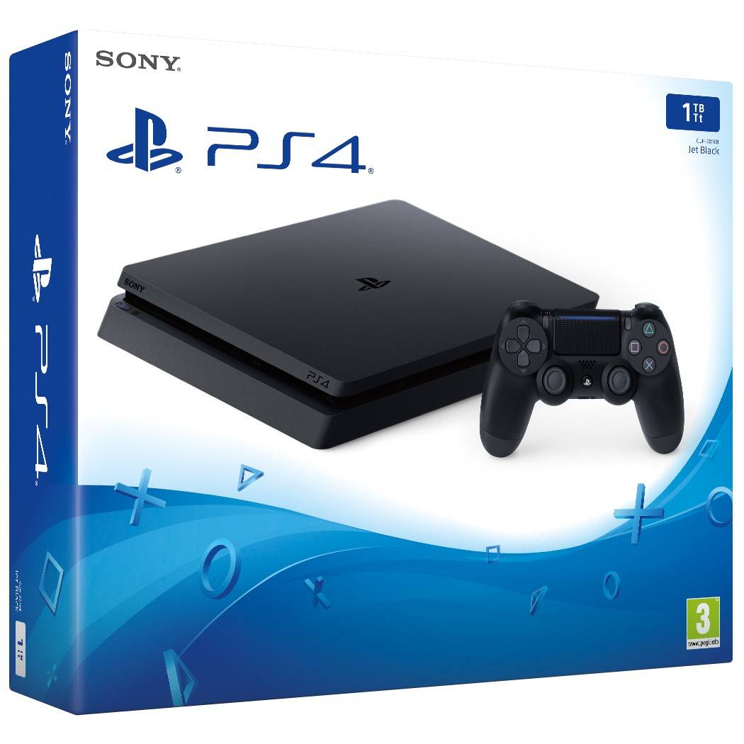 Scee PlayStation 4 Slim 1 TB (import)