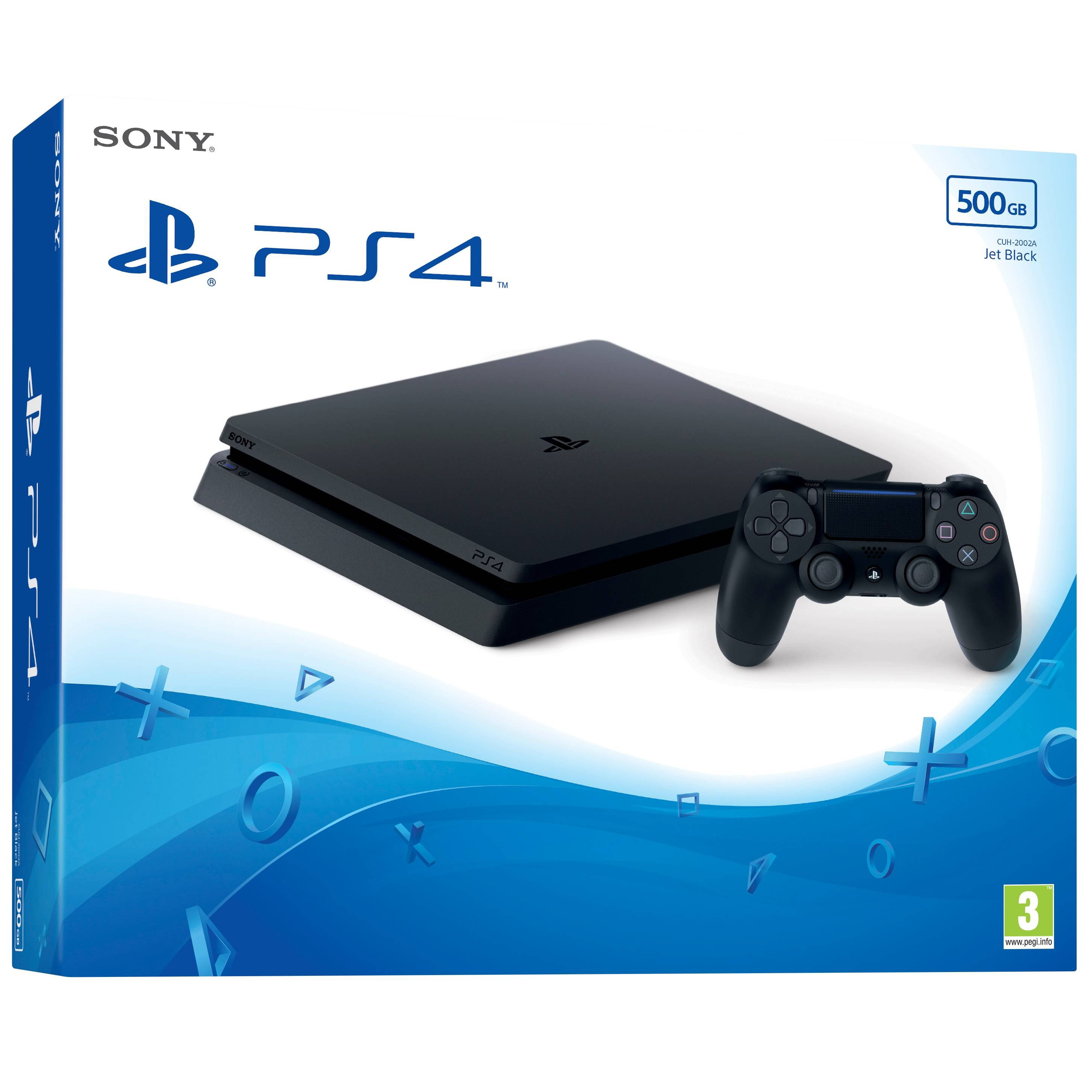Scee PlayStation 4 Slim 500 GB (PS4)
