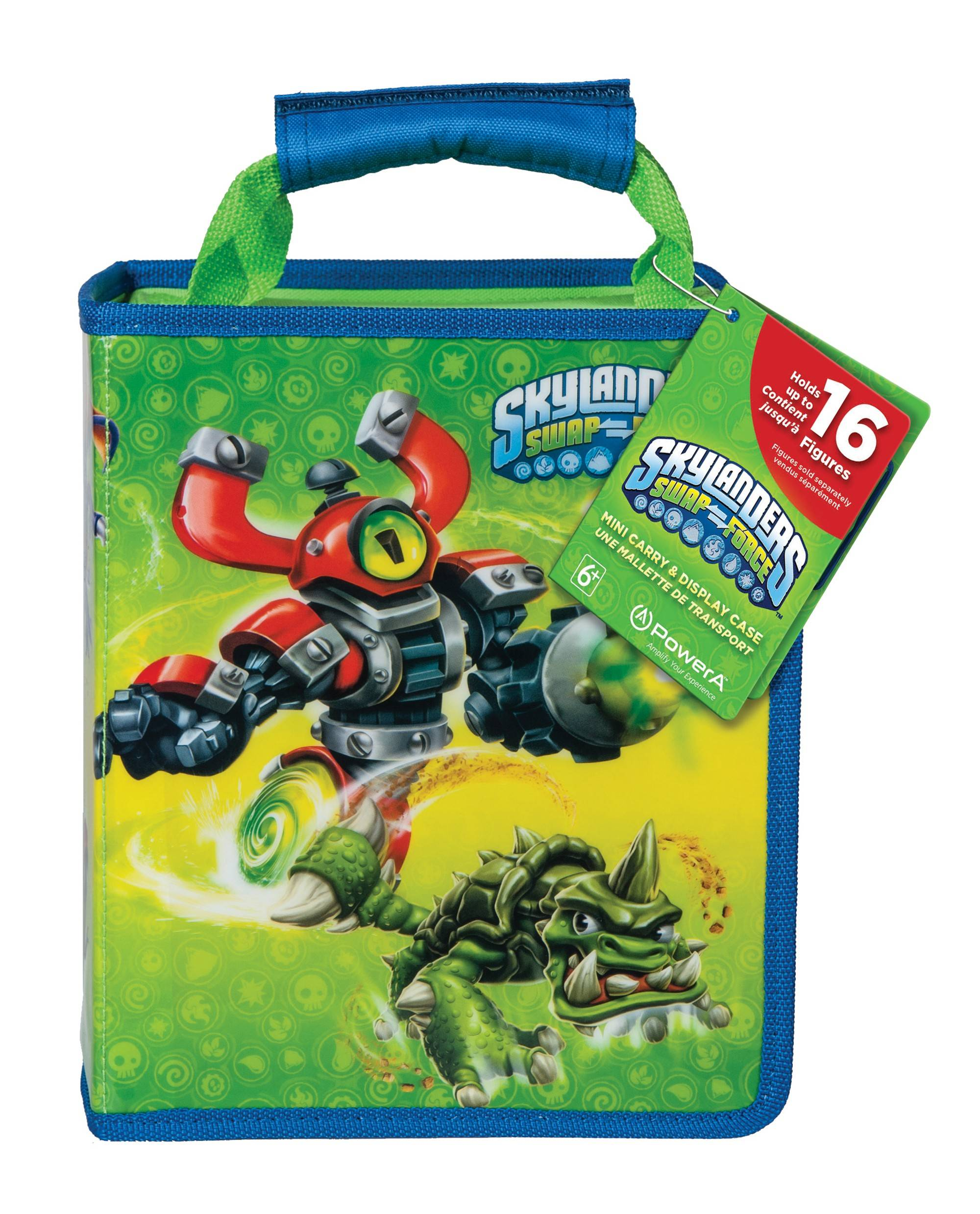 Turtle Beach Skylanders Swap Force Mini Carry & Display Case, 322011
