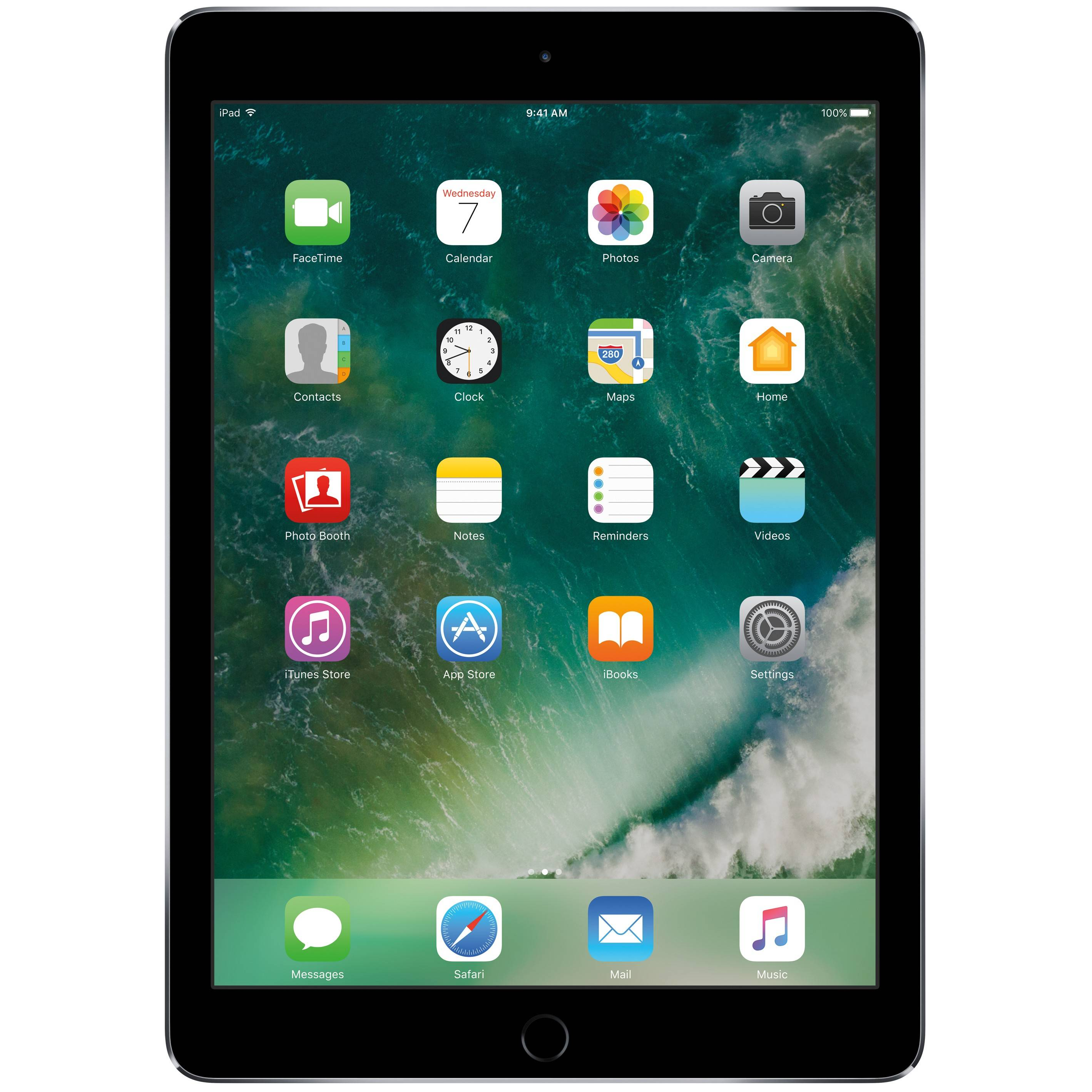 Apple iPad Air 2 16 GB WiFi (harmaa)