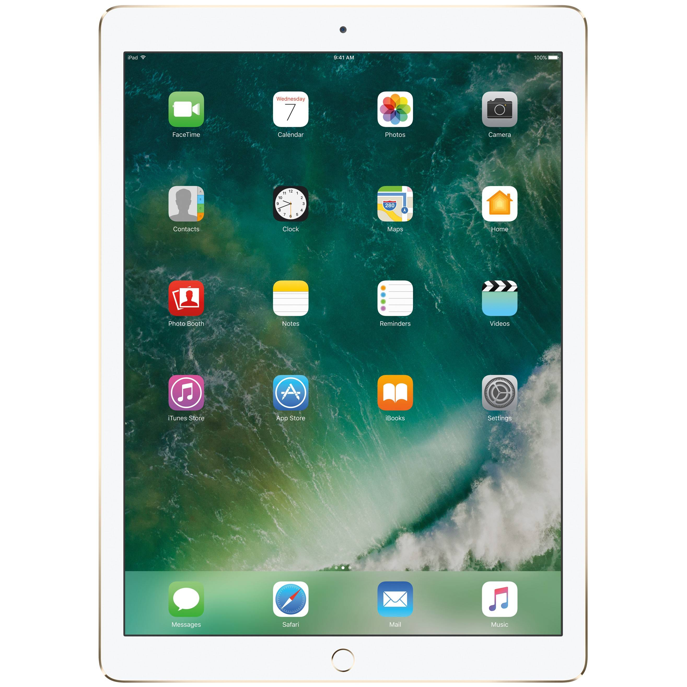"Apple iPad Pro 12.9"" 128 GB WiFi + Cellular (kulta)"