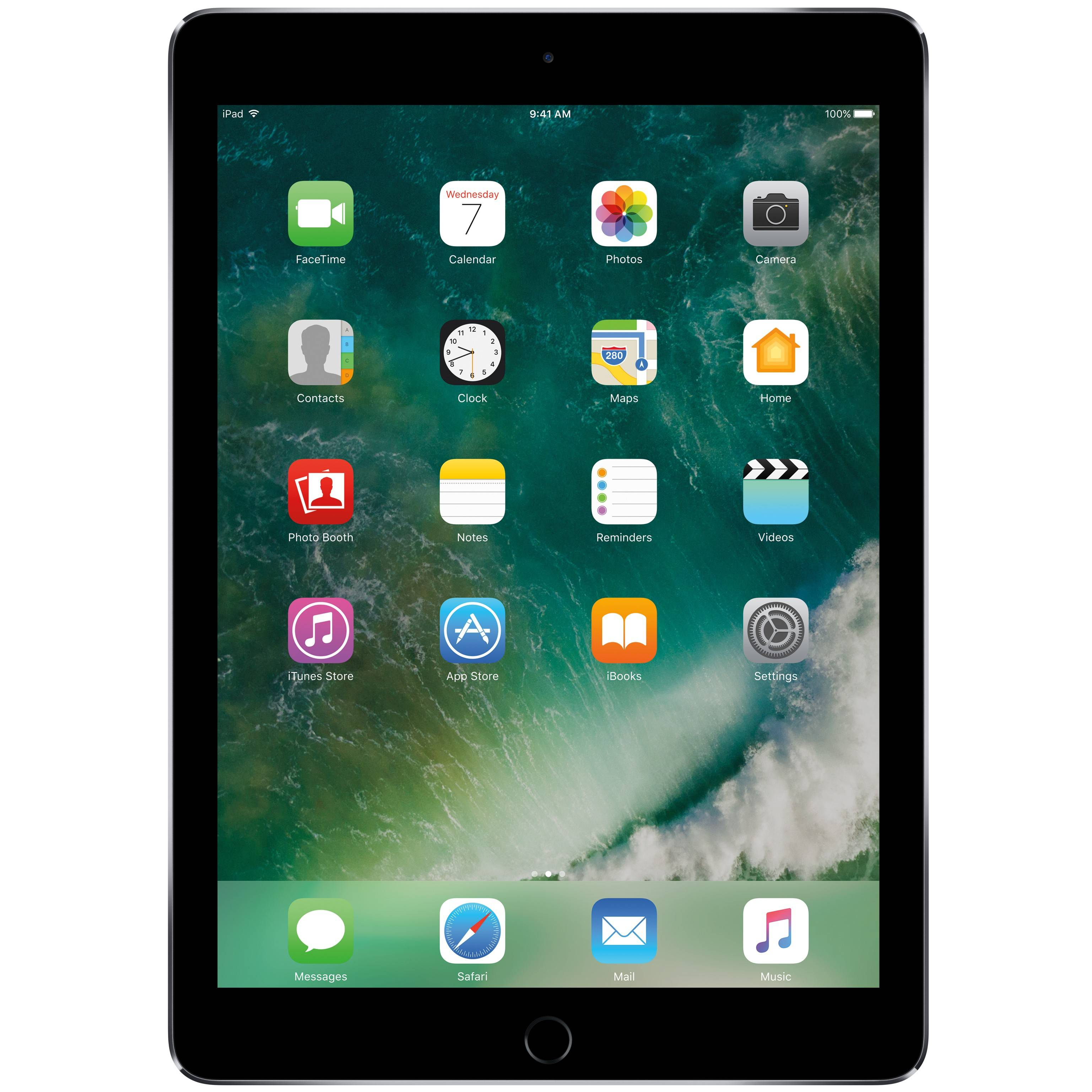 "Apple iPad Pro 9.7"" 32 GB WiFi (harmaa)"