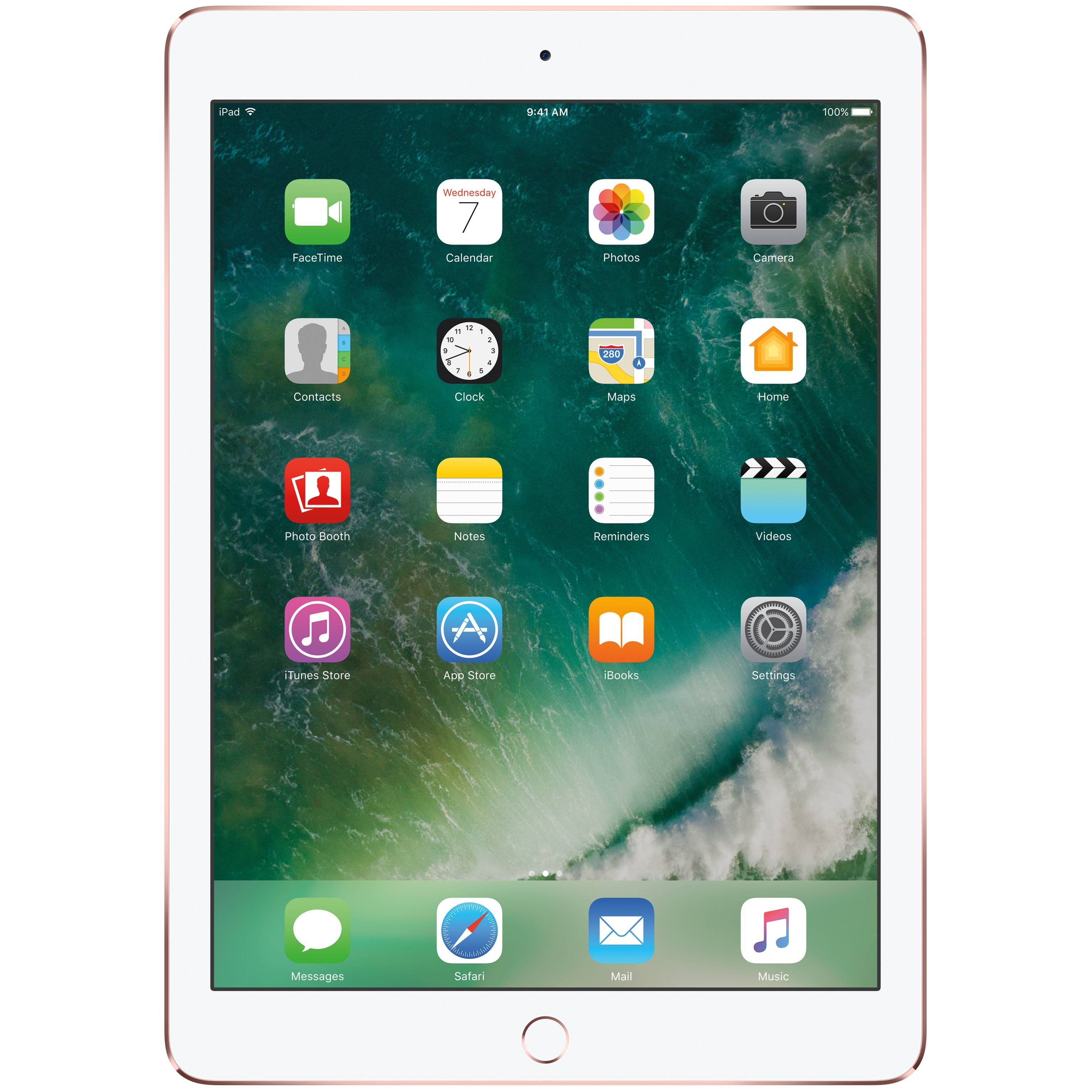 "Apple iPad Pro 9.7"" 32 GB WiFi (ruusukulta)"
