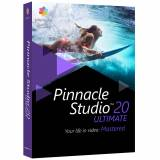 Pinnacle Studio 20 Ultimate (DVD) editointiohjelmisto