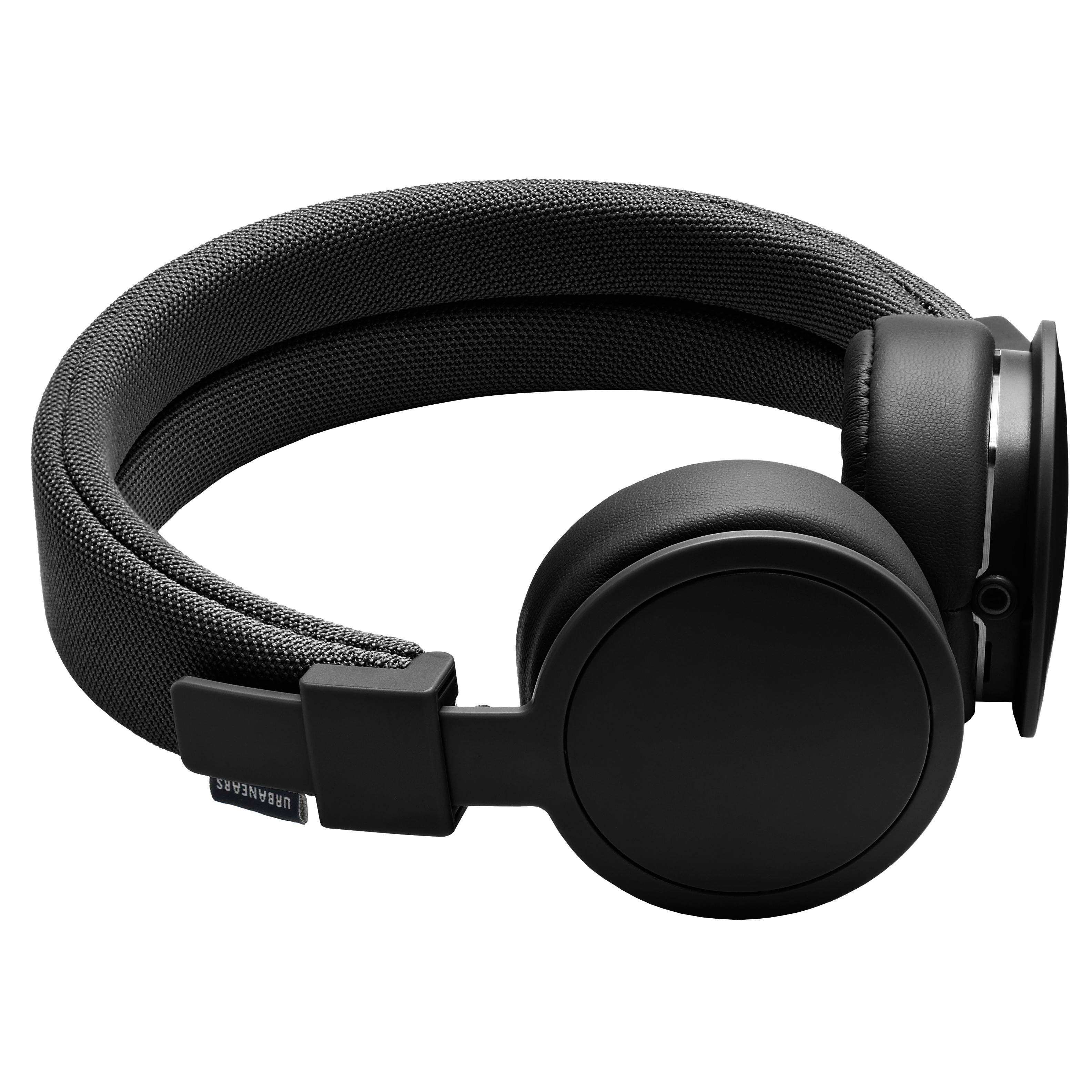 Urbanears Plattan TX on-ear kuulokkeet (musta)