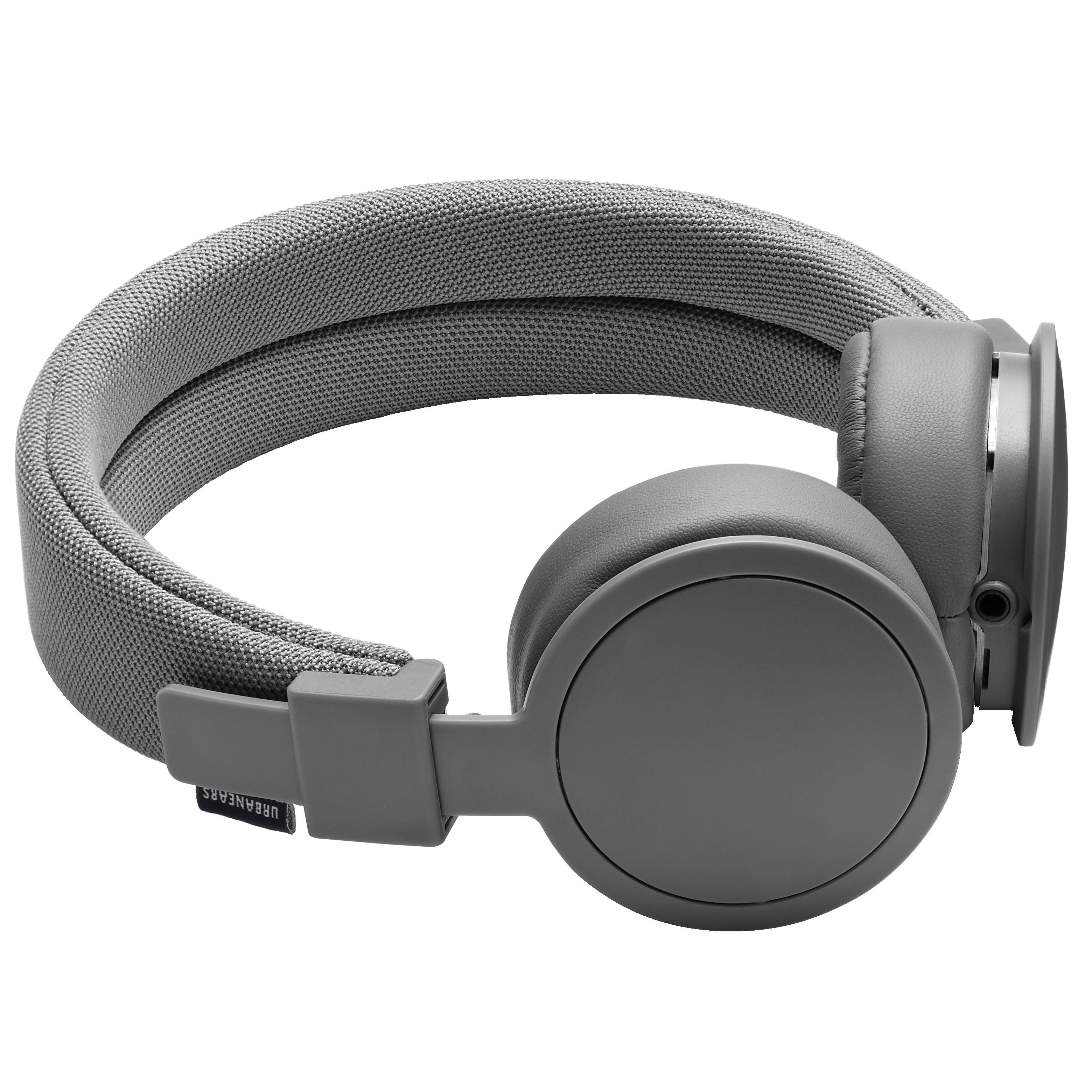 Urbanears Plattan TX on-ear kuulokkeet (harmaa)