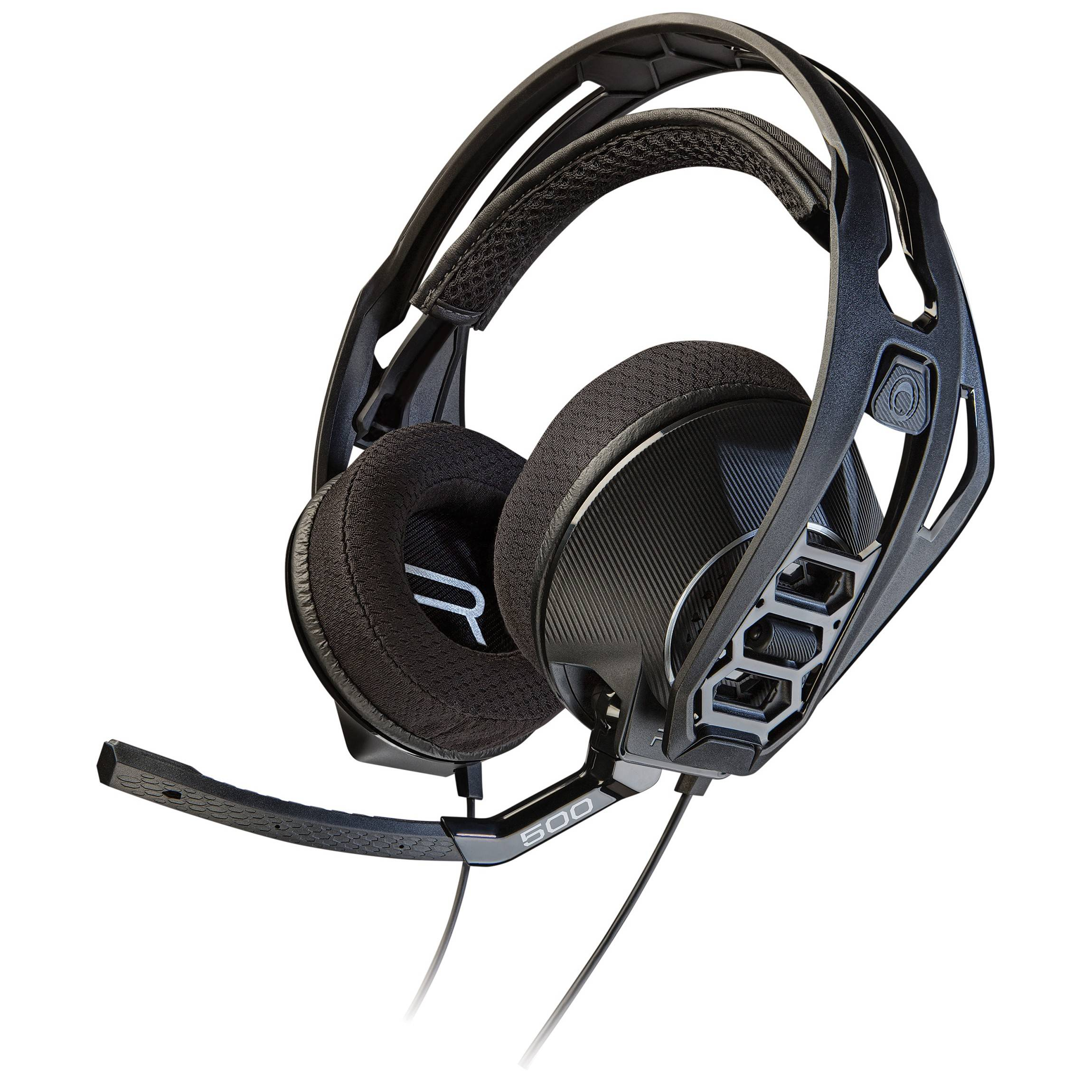 Plantronics RIG 500HS PS4 Headset (musta)