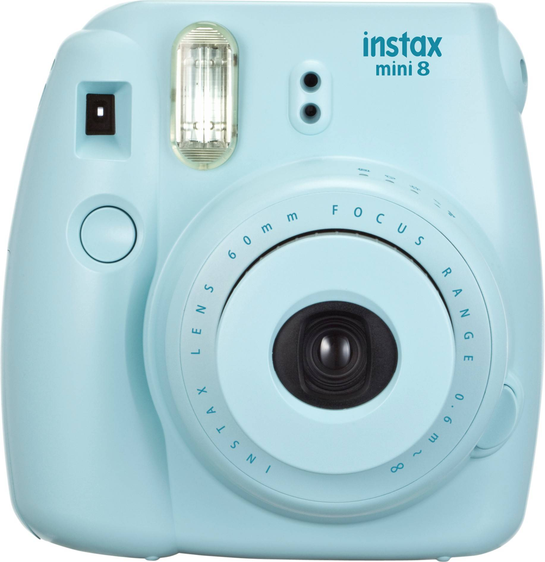 Fujifilm Instax Mini 8 analoginen kamera (sininen)