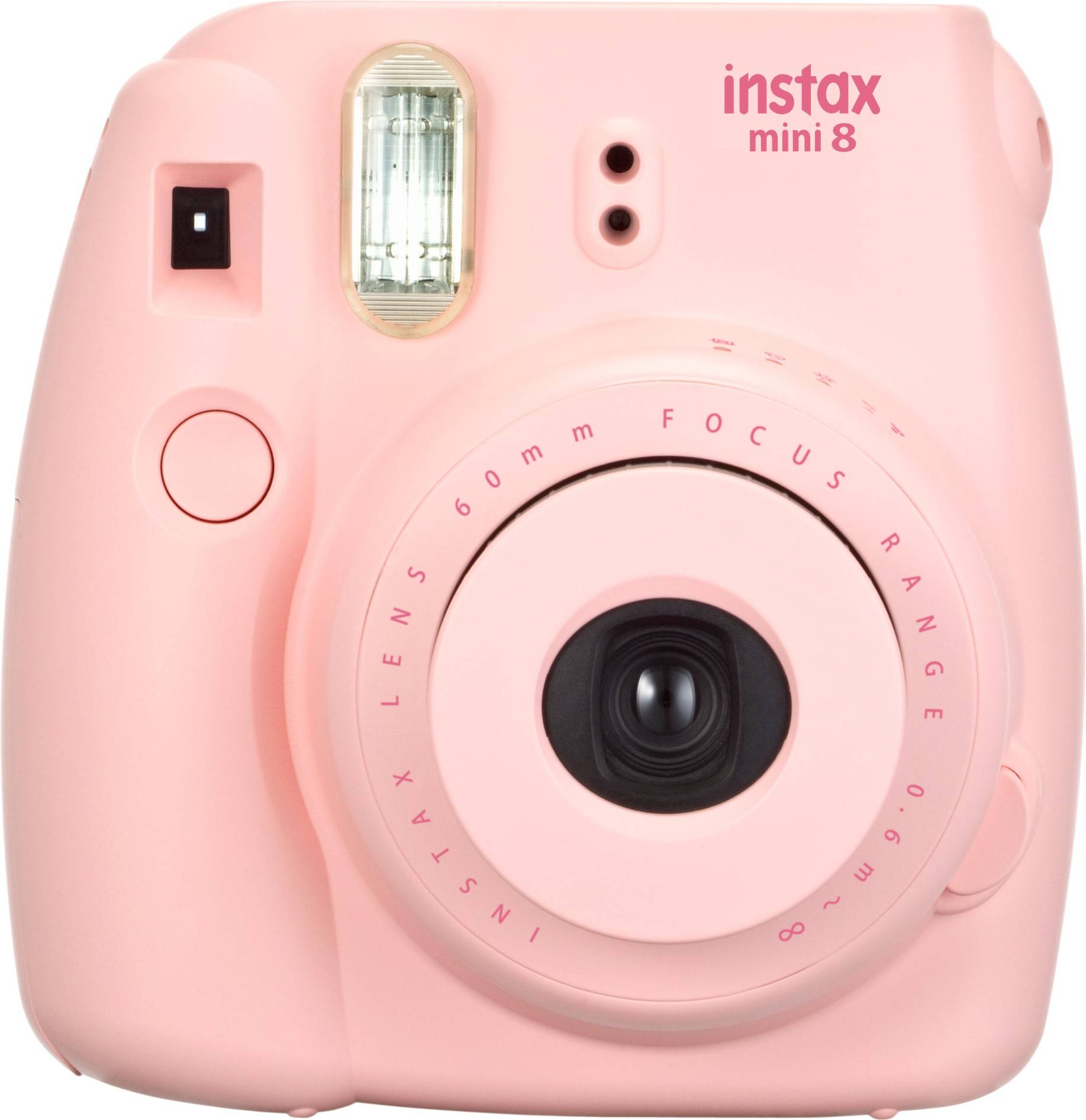 Fujifilm Instax Mini 8 analoginen kamera (pinkki)