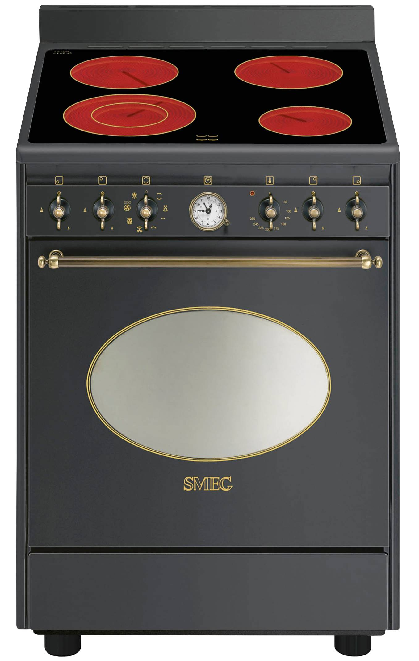 SMEG Colonial liesi CO68CMA8