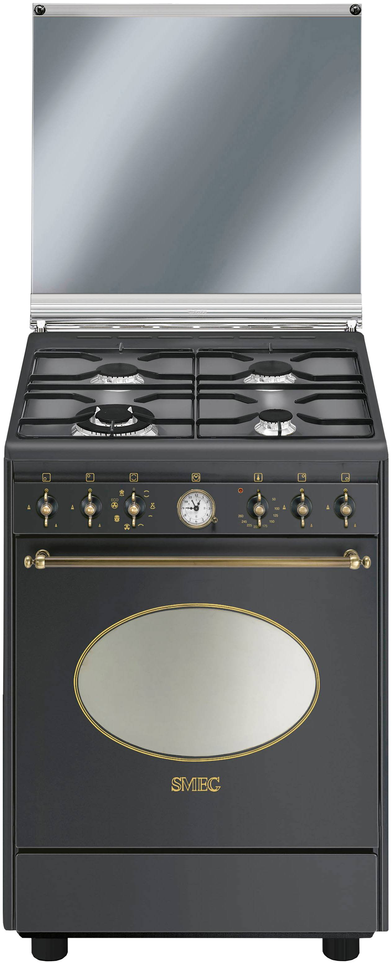 SMEG Colonial kaasuliesi CO68GMA8