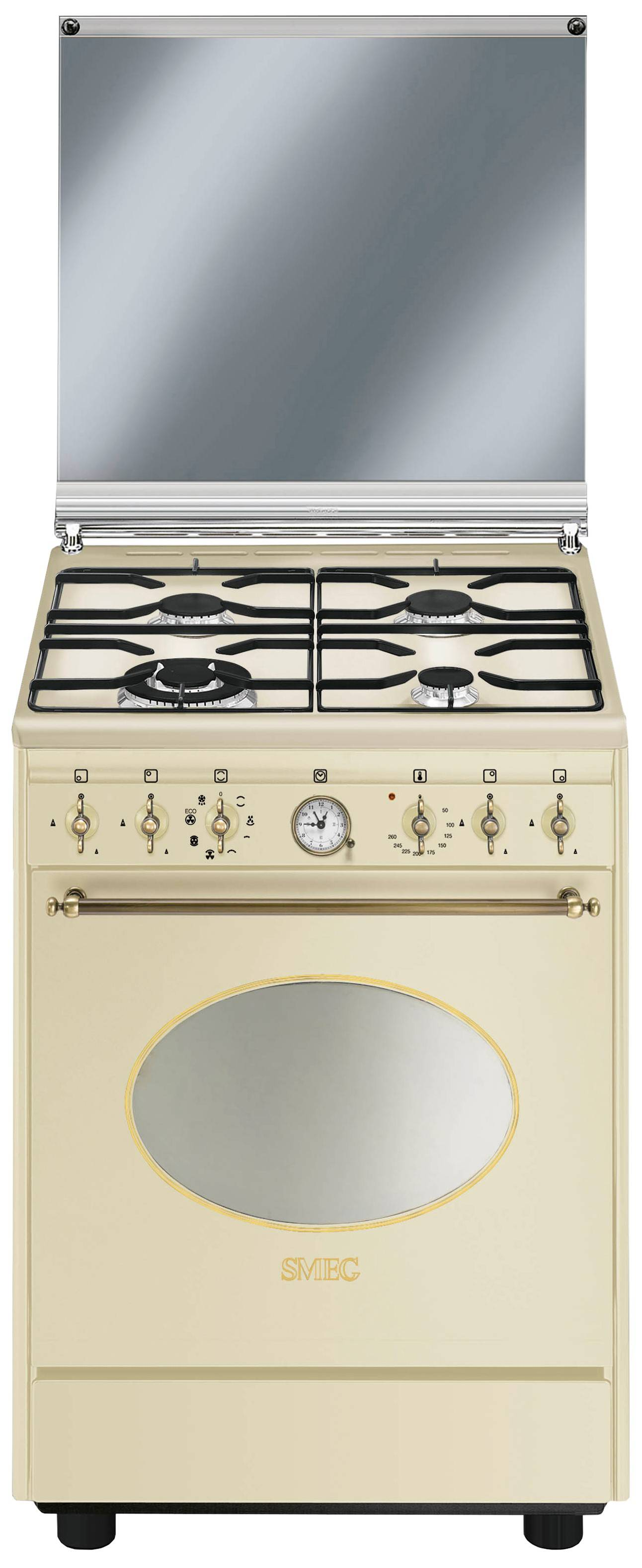 SMEG Colonial kaasuliesi CO68GMP9