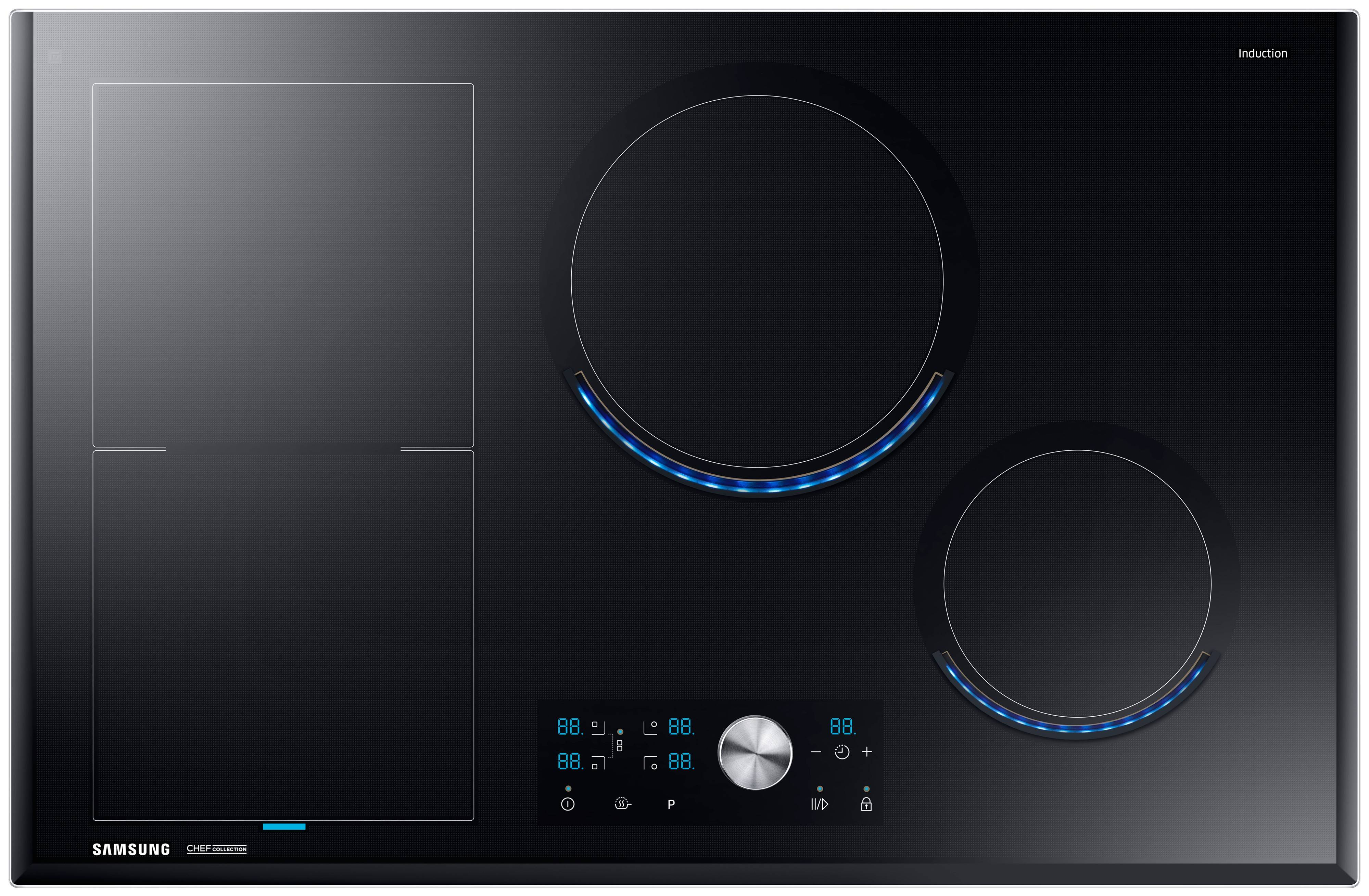 Samsung Chef Collection induktiotaso NZ84J9770EK