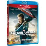 Disney Captain America: The Winter Soldier (3D Blu-ray)