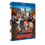 FOX Herra Peabody & Sherman (3D Blu-ray + Blu-ray)