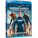 Disney Captain America: The Winter Soldier (Blu-ray)