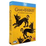 Warner Bros Game of Thrones - Kausi 4 (Blu-ray)