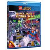 Warner Bros LEGO: Justice League vs. Bizarro League (Blu-ray)