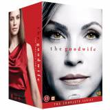 FOX The Good Wife - Kausi 1-7 (DVD)