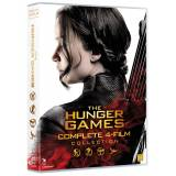Nordisk Film The Hunger Games - Complete 4 Film Collection (DVD)