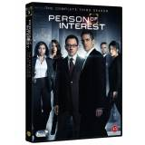 Warner Bros Person of Interest: Kausi-3 (DVD)