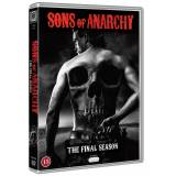 FOX Sons of Anarchy - Kausi 7 (DVD)